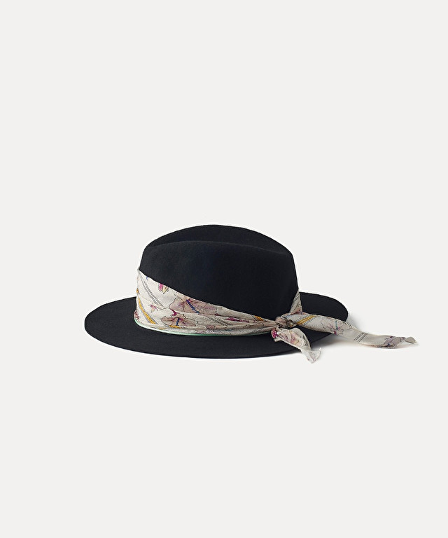 chapeau en feutre