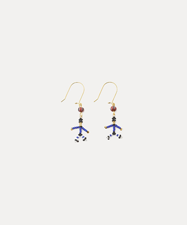 ethnic-chic earrings
