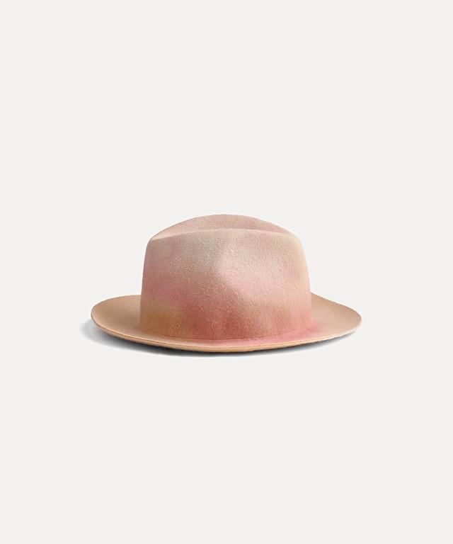 chapeau mal teint