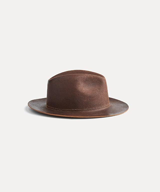 waxed hat